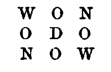 Book of Puzzles text
